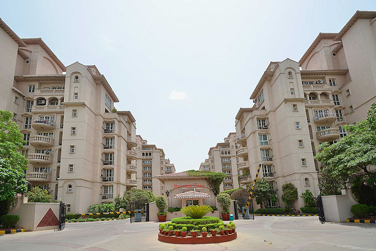 4 BHK Penthouse in DLF Beverly Park 1