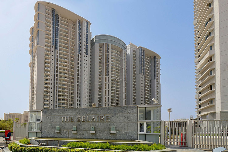 4 BHK Service Apartments in DLF The Belaire