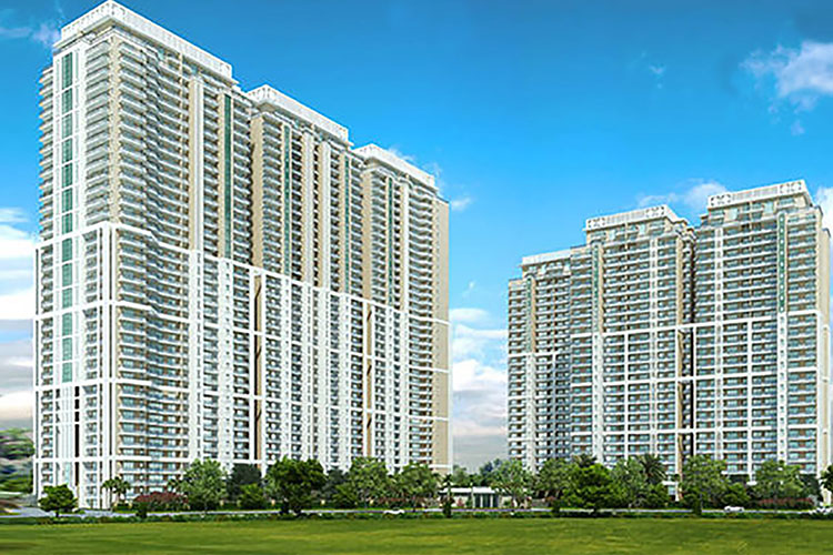 4 BHK Apartment in DLF The Camellias