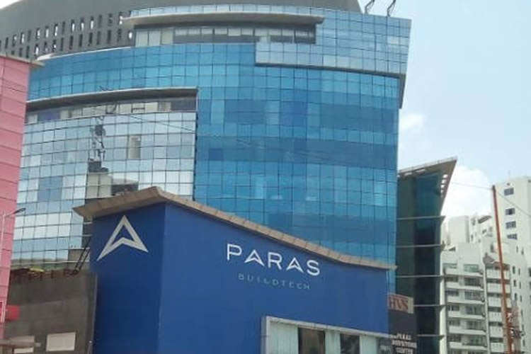 Office Space in Paras Down Town
