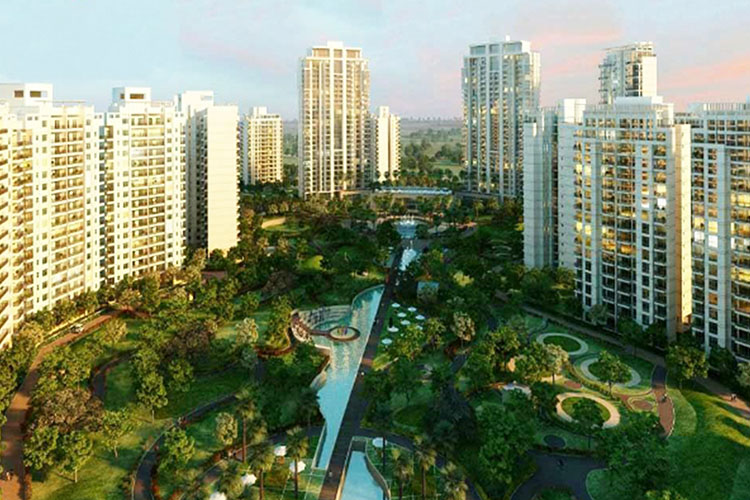 2 BHK Apartment in Central Park-1
