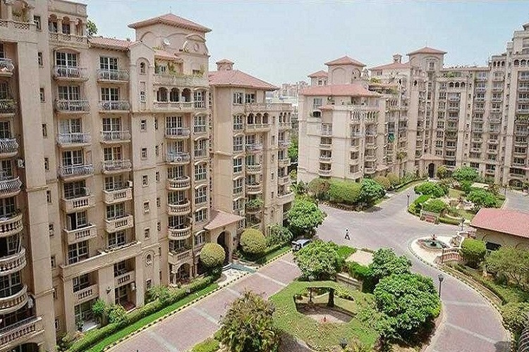 4 BHK Penthouse in DLF Beverly Park 2