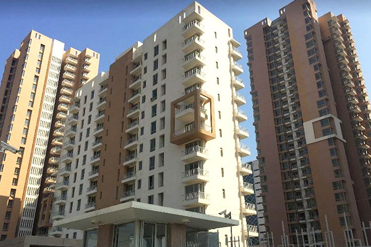 2 BHK Apartment in Pioneer Park