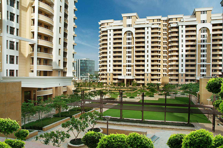 4 BHK Service Apartment in Vipul Belmonte