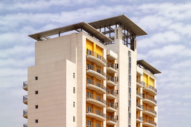 4 BHK Apartment in Unitech Uniworld City