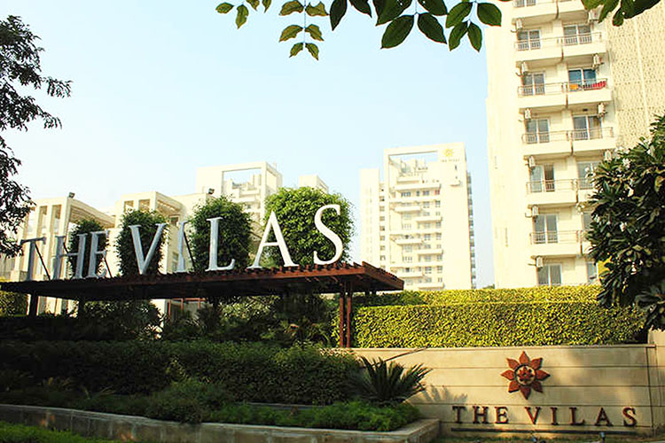 4 BHK Apartment in Emaar MGF The Vilas