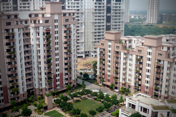 4 BHK Apartment in Vipul Orchid Garden