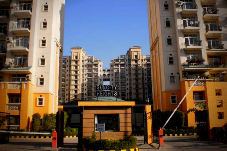 4 BHK Apartment in Suncity Heights